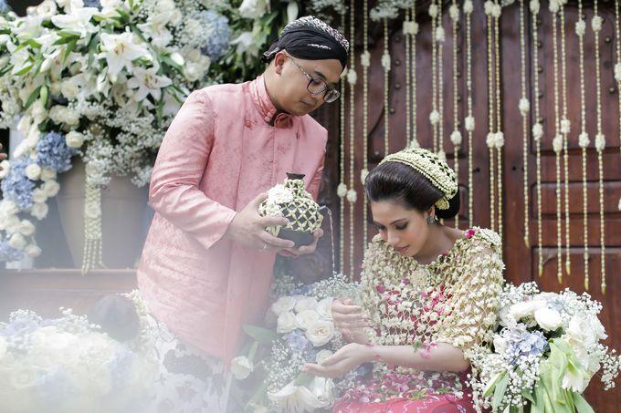 Siraman Rei & Danu by Arum Ndalu Sanggar Rias Pengantin - 009