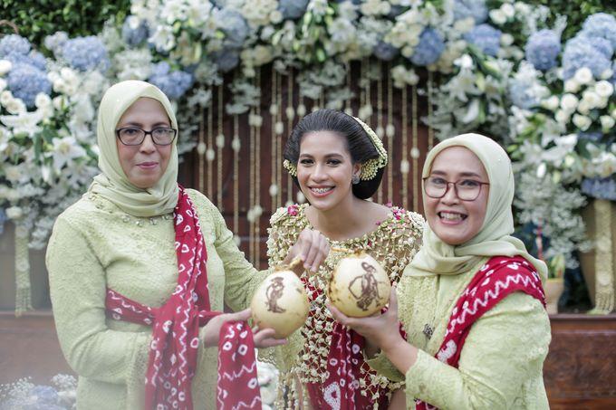 Siraman Rei & Danu by Arum Ndalu Sanggar Rias Pengantin - 013