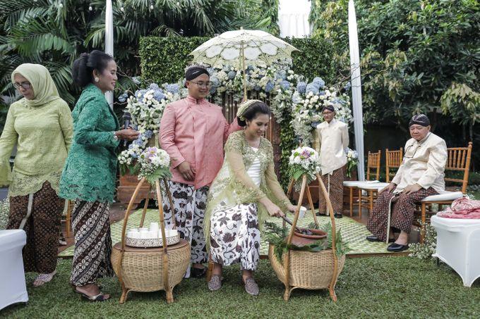 Siraman Rei & Danu by Arum Ndalu Sanggar Rias Pengantin - 017