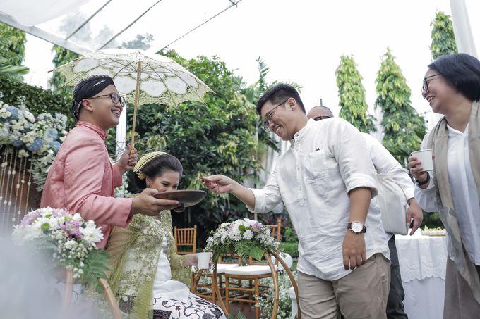 Siraman Rei & Danu by Arum Ndalu Sanggar Rias Pengantin - 018