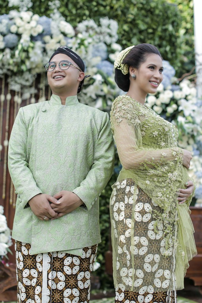 Siraman Rei & Danu by Arum Ndalu Sanggar Rias Pengantin - 020