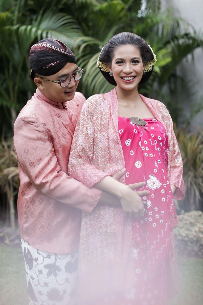 Siraman Rei & Danu by Arum Ndalu Sanggar Rias Pengantin - 001