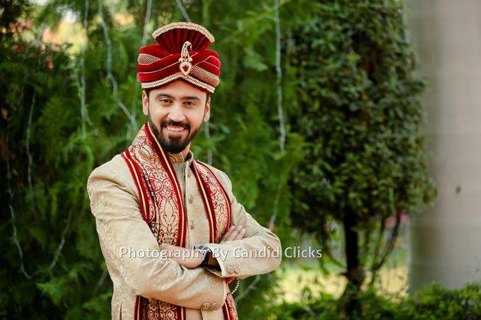 Rahul Weds Rakhi by Candid Clicks - 008