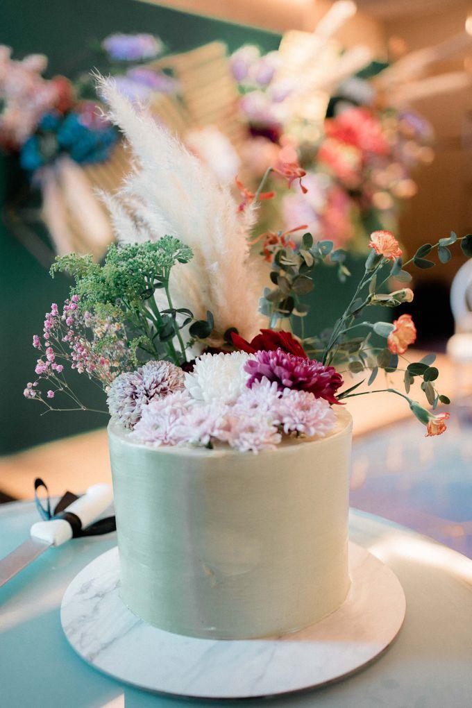 Intercontinental Pondok Indah - Wedding of Dicky & Mitzi by Fleur by Raja - 002