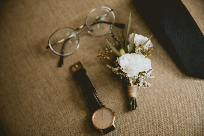 Mimi & Ian Wedding Ceremony by ATIPATTRA - 009