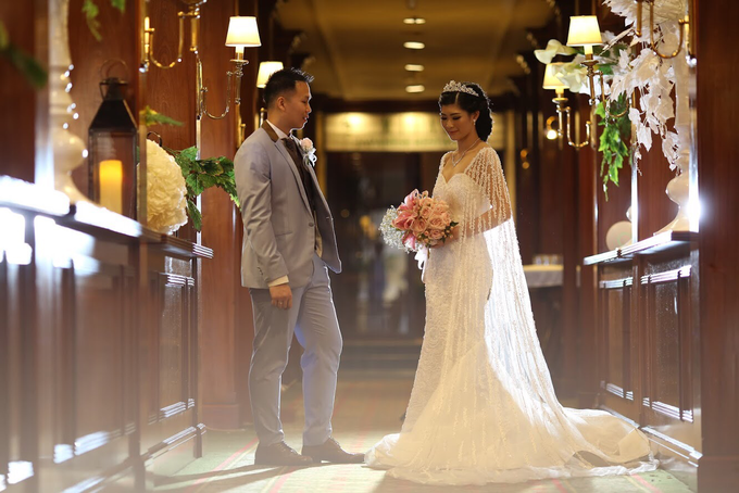 Charles x Tania wedding by Mj couture - 005