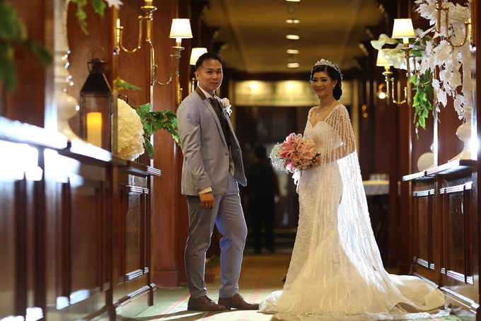 Charles x Tania wedding by Mj couture - 004