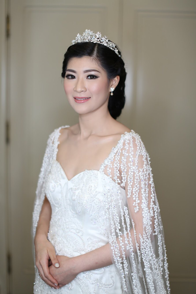 Charles x Tania wedding by Mj couture - 006