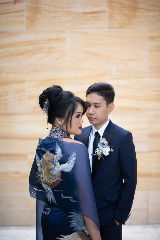 Nerissa Reception Wedding by Mj couture - 003