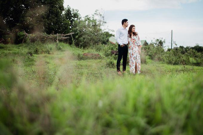 Al & MJ Engagement Session by Mot Rasay Photography - 006