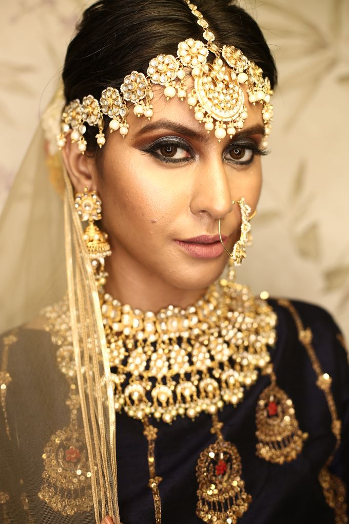 Bridal Portfolio by Magical Makeovers By Divvya - 007
