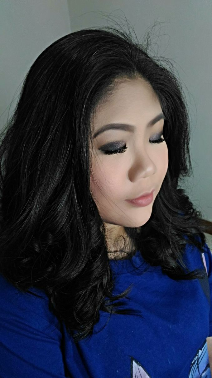 PROFESSIONAL MAKEUP CLASS by Priska Patricia Makeup - 002