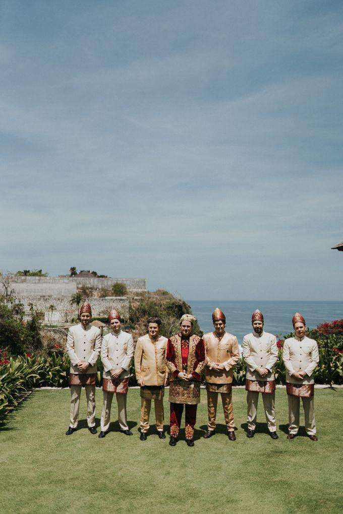 Miranda & James Wedding by Chroma Wedding - 009