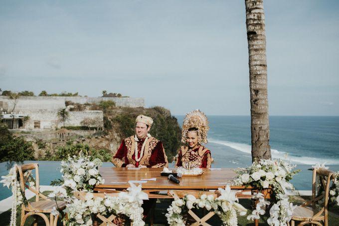 Miranda & James Wedding by Chroma Wedding - 010