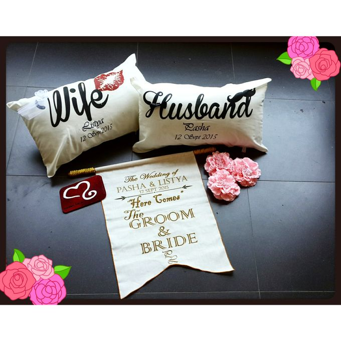 Wedding Pillow by Sweetlovecollection - 017