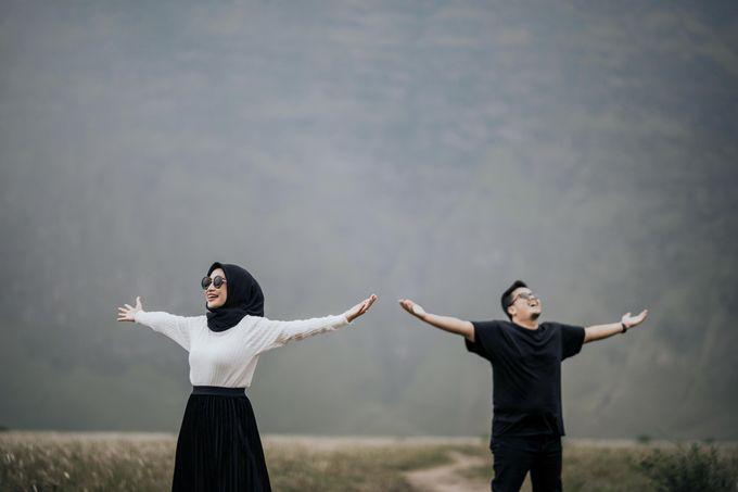 Prewedding Rury + Adit by Deekay Photography - 003