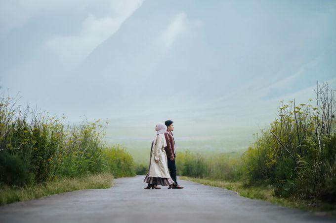 Prewedding Rury + Adit by Deekay Photography - 006