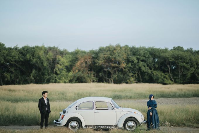 Prewedding Hadyan & Sinta by Deekay Photography - 003