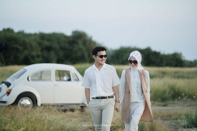 Prewedding Hadyan & Sinta by Deekay Photography - 005