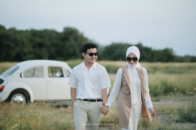 Prewedding Hadyan & Sinta by Deekay Photography - 006