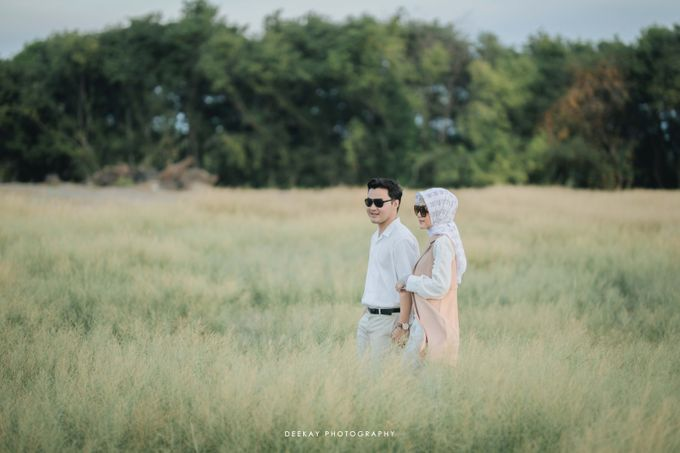 Prewedding Hadyan & Sinta by Deekay Photography - 007