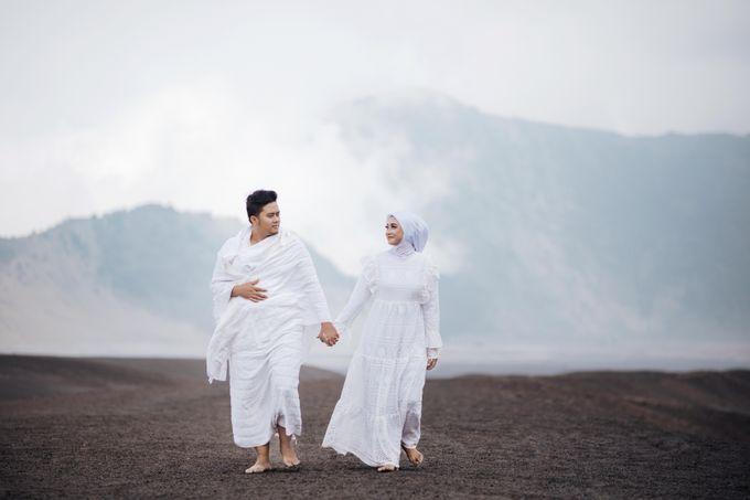 Prewedding Rury + Adit by Deekay Photography - 010