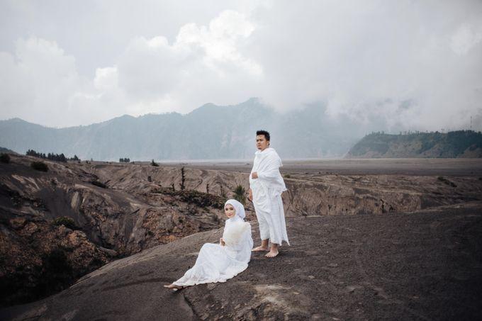 Prewedding Rury + Adit by Deekay Photography - 011