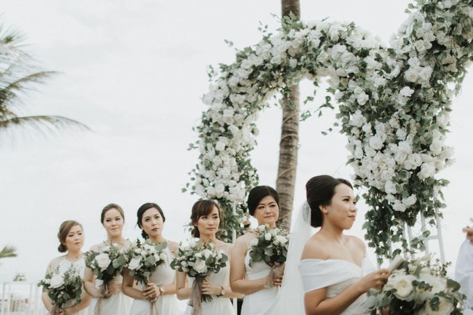 Mix Culture Wedding in Bali by Classy Decor - 018