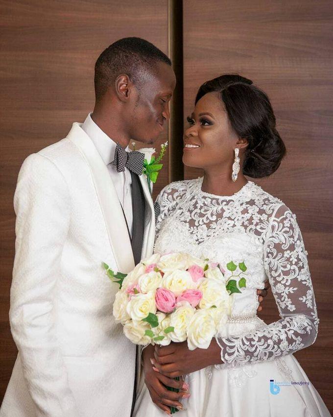 Bisola Awotunde weds Makinde Olubiyi Nigerian Wedding Highlights by Rayhouse Studios - 001