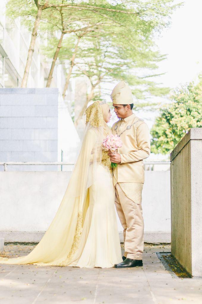 Syafika - Putrajaya by Emma Wedding - 007
