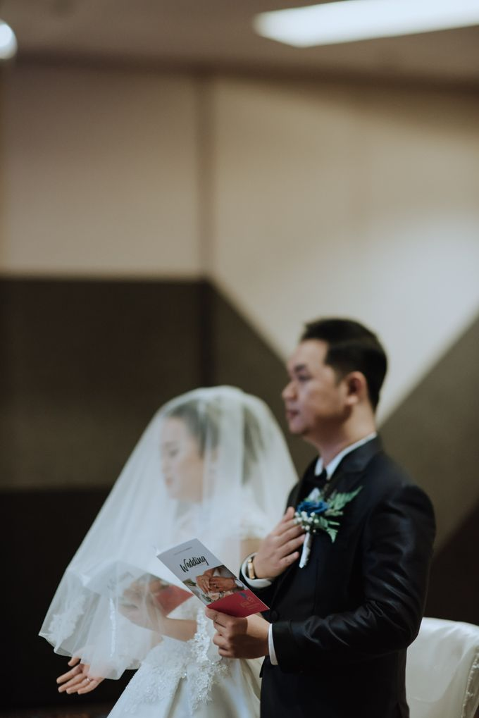 The Wedding of Willy & Christina by williamsaputra - 025