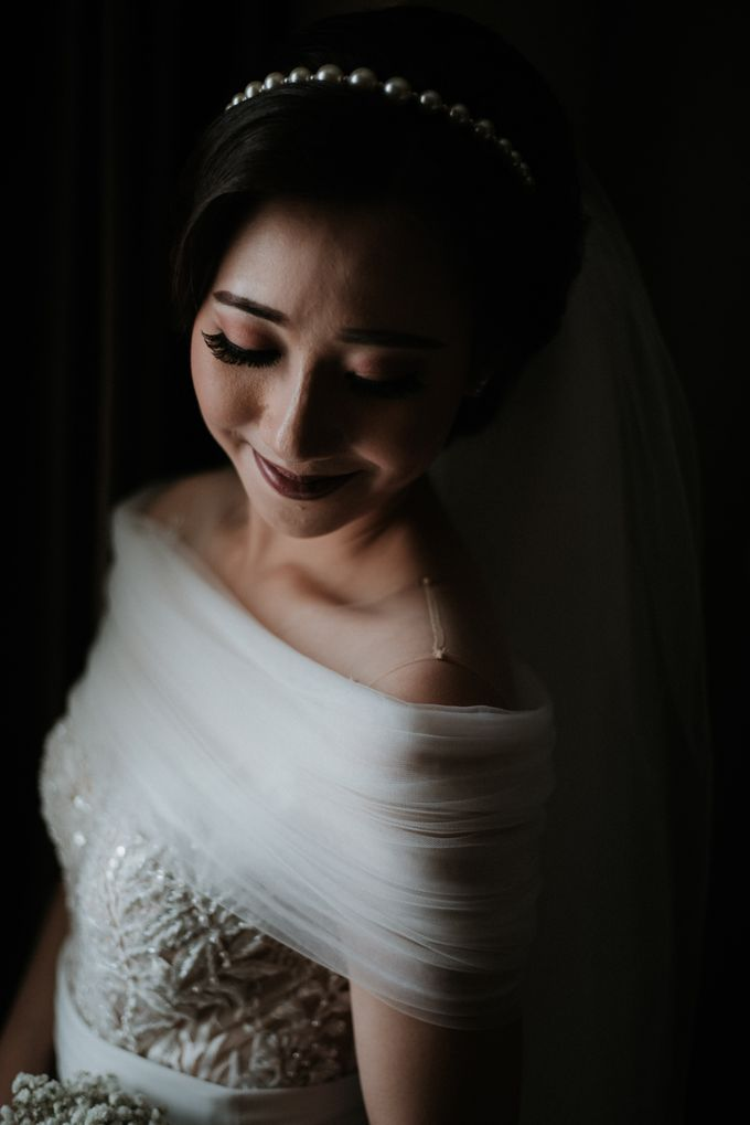 The Wedding of Andreas & Hana by williamsaputra - 011
