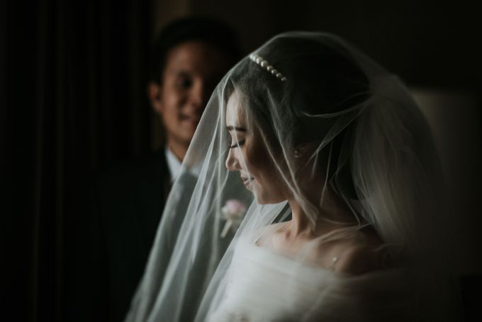 The Wedding of Andreas & Hana by williamsaputra - 015