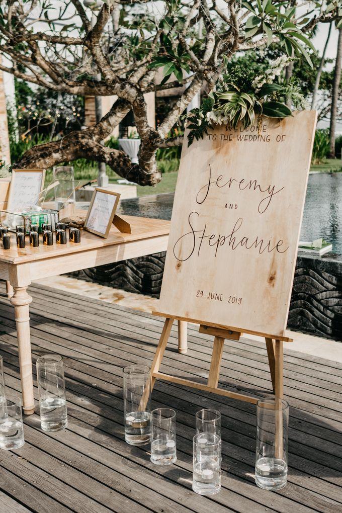 Jeremy & Stephanie by Butterfly Event Styling - 005
