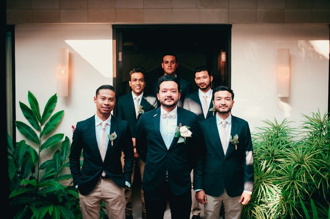 The Wedding of Yurie & Munzir by Bali Eve Wedding & Event Planner - 010