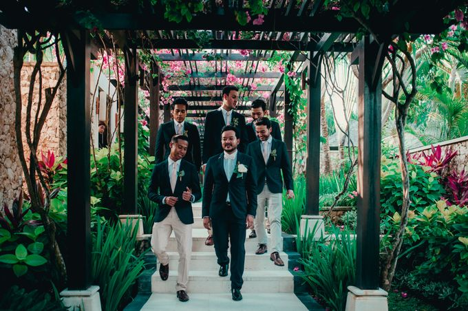 The Wedding of Yurie & Munzir by Bali Eve Wedding & Event Planner - 011