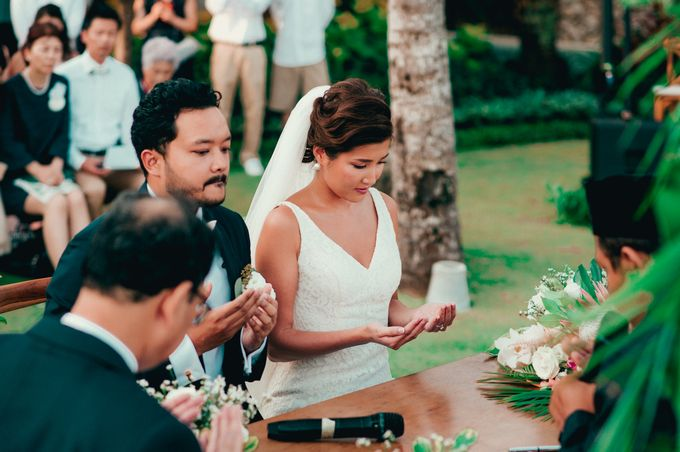 The Wedding of Yurie & Munzir by Bali Eve Wedding & Event Planner - 012