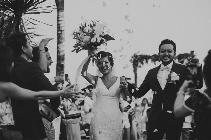 The Wedding of Yurie & Munzir by Bali Eve Wedding & Event Planner - 015