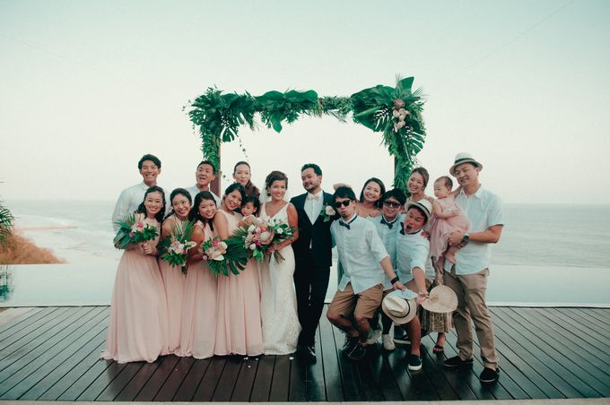 The Wedding of Yurie & Munzir by Bali Eve Wedding & Event Planner - 016