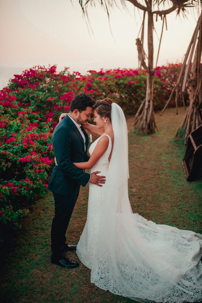 The Wedding of Yurie & Munzir by Bali Eve Wedding & Event Planner - 018