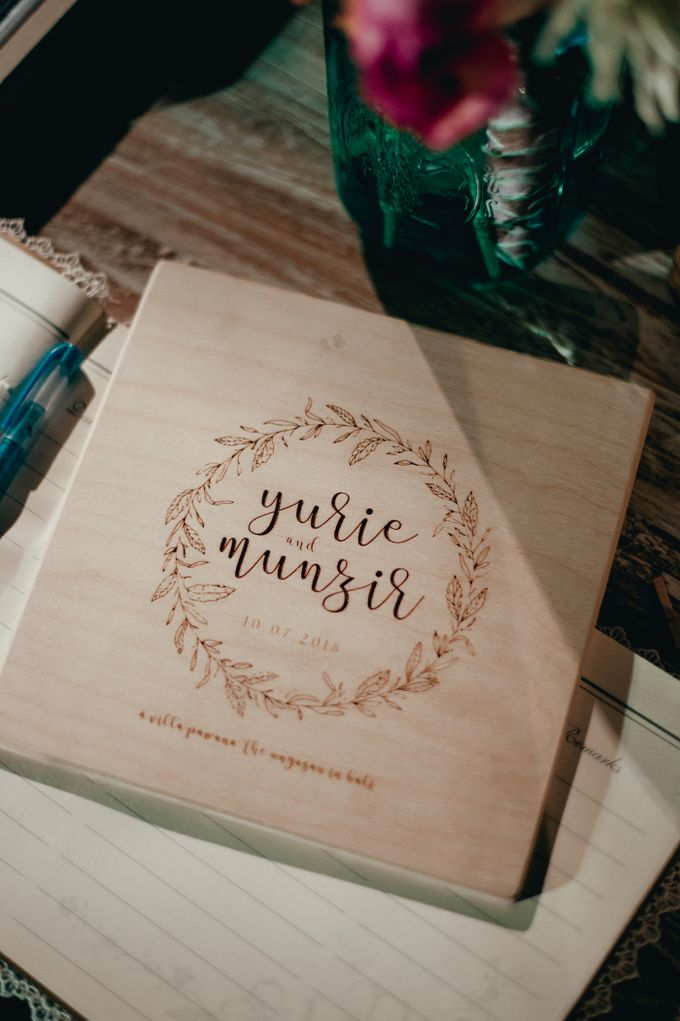 The Wedding of Yurie & Munzir by Bali Eve Wedding & Event Planner - 022