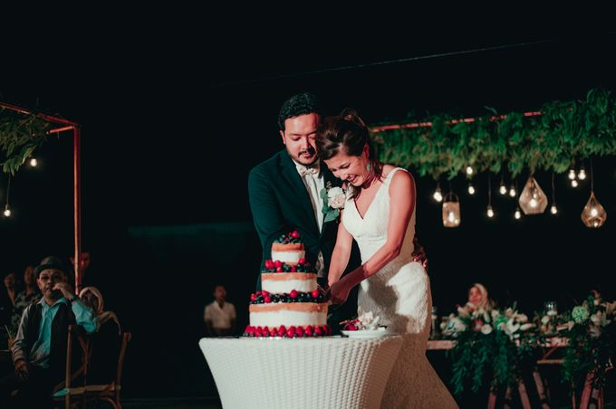 The Wedding of Yurie & Munzir by Bali Eve Wedding & Event Planner - 027