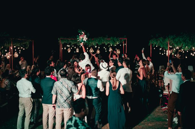 The Wedding of Yurie & Munzir by Bali Eve Wedding & Event Planner - 030