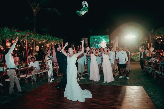 The Wedding of Yurie & Munzir by Bali Eve Wedding & Event Planner - 028