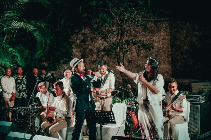 The Wedding of Yurie & Munzir by Bali Eve Wedding & Event Planner - 033