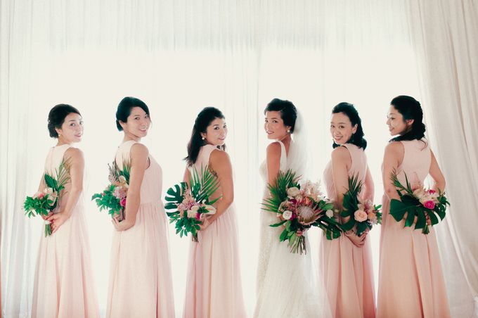 The Wedding of Yurie & Munzir by Bali Eve Wedding & Event Planner - 005
