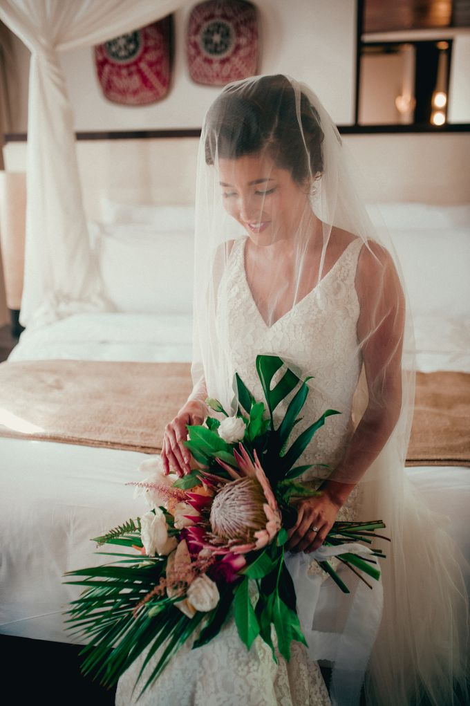 The Wedding of Yurie & Munzir by Bali Eve Wedding & Event Planner - 003