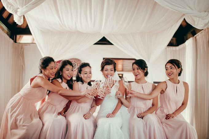 The Wedding of Yurie & Munzir by Bali Eve Wedding & Event Planner - 006