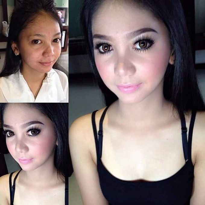 Wedding Make Up by Willy Manopo - 001
