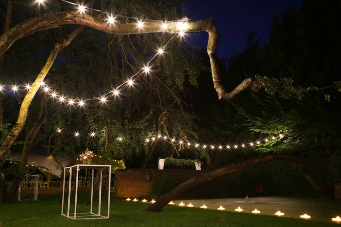 Garden Wedding by Elegant Events - 013
